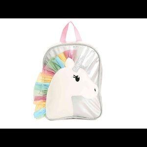 DSW Accessories - Girls unicorn backpack